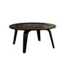 Baxton Studio Harper Mid-Century Modern Molded Plywood Coffee Table