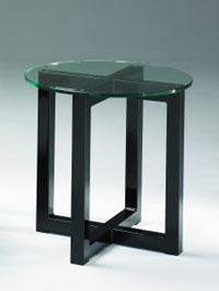 Johnston Titan End Table Base Only