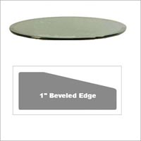 "Grace 36"" Round Glass Table Top"