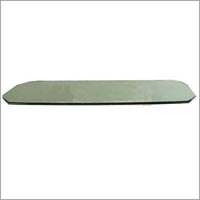 "Grace 42"" x 60"" Beveled Glass Table Top"