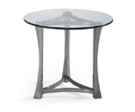 Johnston NYC Small Round End Table