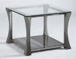 Johnston NYC Square End Table